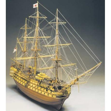 Hms Victory 198 Ship Model Kit Mantua